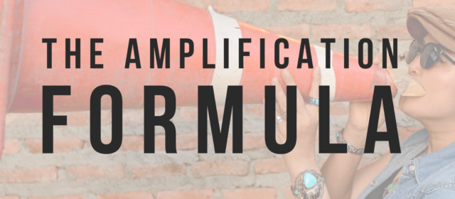The Amplification Formula