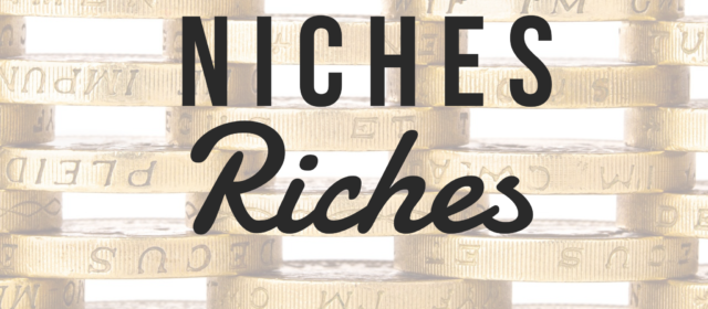 Partnering To Niches Riches