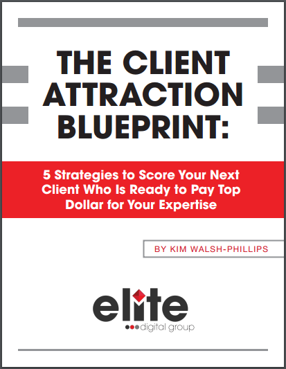 Client attraction blueprint image elite digital group malvernweather Images