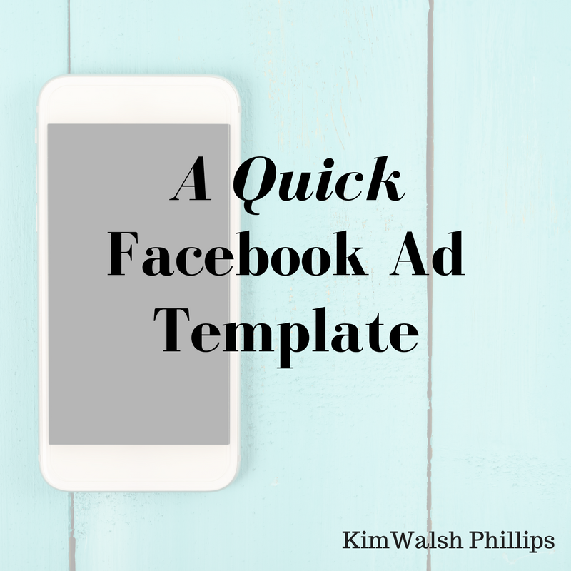 A Line Facebook Ad Template That Works Like Crazy Elite Digital - Facebook ad template